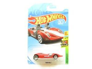 Hotwheels Double Moulin Rouge Hw Exotics 74/365 Long Carte 1 64 Echelle Scellé