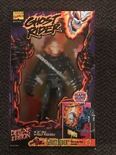 1995 Marvel Comic Glow in the Dark GHOST RIDER Deluxe Edition