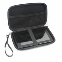 "7"" Inch Hard Carry Travel Case Bag For 6"" Garmin Nuvi 65LM TomTom GPS Navigation"