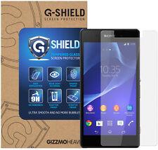 G-Shield® Vitre Film Protection en Verre Trempé d'écran Sony Xperia Z2