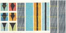 Water Transfer Decals Curtains, Drapes & Shades O Scale