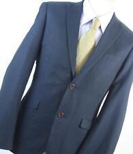 Next Mens Blue Single Breasted Suit 40/34 (Regular)