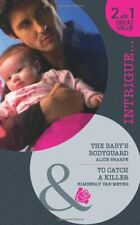 The Baby's Bodyguard (Mills & Boon Intrigue),Alice Sharpe, Kimberly Van Meter