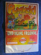 PC CD Rom Spiel Pumuckl Und Seine Freunde Puzzle Memory Malkasten