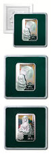 Andorra Painters of the World DaVinci Mona Lisa 10 Diners 2008 Proof Silver Crow