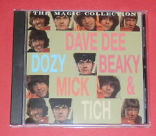 Dave Dee, Dozy, Beaky, Mick & Tich - (The Magic Collection) -- CD / Oldies