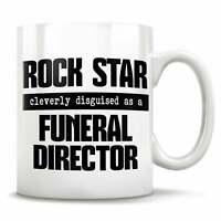 Funeral Director Gift Funeral Director Mug Funeral Director Coffee Cup