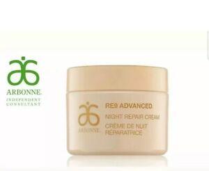 Arbonne RE9 Advanced Night Repair Cream ( 50ml )Boxed New FAST DISPATCH