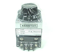 Agastat Timing Relay 4475 Control Products Division Motor Electric #MMH2