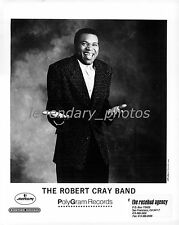 The Robert Cray Band Hightone Records Original Music Press Photo
