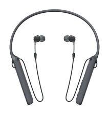 Sony WI-C400 Wireless Bluetooth Neckband Headphones WIC400 Black
