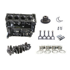 Engine Block Assembly&Con Rods&Crankshaft Kit For Audi A4 Quattro Q3 Q5