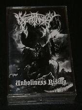 Insatanity Unholiness Risig Demo 3 Rare Cassette Tape Phila Death Metal HTF OOP