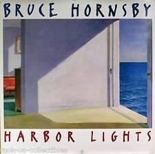 BRUCE HORNSBY 1993 HARBOR LIGHTS PROMO POSTER ORIGINAL