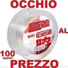 FILO DA PESCA 0.20 BIANCO PER TROTE CAVEDANI BASS MARE FIME LAGO PASSATA FINALI