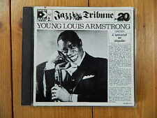 Young Louis Armstrong (Jazz Tribune No.20)  2CD