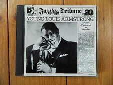 Young Louis Armstrong (Jazz Tribune No.20)  2CD