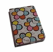 White Sunflower PU Flip Travel Carry Case Book Cover for Google Nexus 7 UK