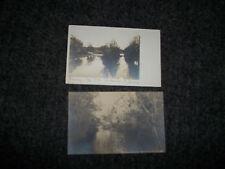 RPPC POST CDS SUNSET LKE SCENES CIRC 06 BRIDGETON NJ