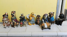 9 Piece Dog Nativity Set All in New Condition