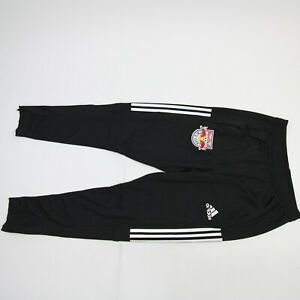 New York Red Bulls adidas Aeroready Athletic Pants Men's Black Used