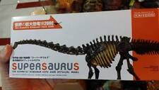 Kaiyodo Dinosaur Supersaurus Dino Expo 2006 Limited Model Figure RARE