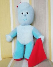 """Igglepiggle with blanket from In The Night Garden 13"""" Talking plush soft toy"""