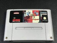 WEAPONLORD  SNES SUPER NINTENDO VERSION UKV