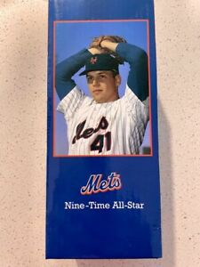 Tom Seaver New York Mets Bobblehead 2013 Citi Field Giveaway SGA HOF NIB