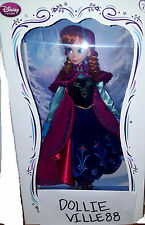 Disney Nordic ANNA FROZEN Limited Edition 5000 Doll