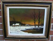schilderij Piet Mees / painting  / peinture  / malerei