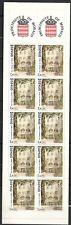 Carnet MONACO 10 timbres de 2,30 F COUR DE LA MAIRIE neuf **