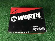 "Worth Performance Slowpitch 12"" Softballs (Dozen)"