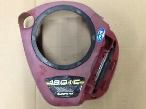 Briggs & Stratton Single Cylinder Engine Red Blower Housing 698402 591907
