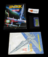 SUPER LAYDOCK MISSION STRIKER MSX MSX2 MegaRom TEX-76 Japanese Complete