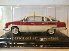 TATRA 603 PRAGUE 1961 SCALE 1/43 ALTAYA