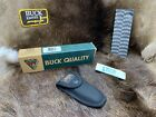 Buck 360 Vintage Multi Tool Knife With Sheath Brand Mint In Buck Box Rare++++++