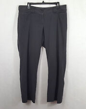 Lane Bryant Womens Pants Sz 16 Trouser Dress Stretch Career 39x29