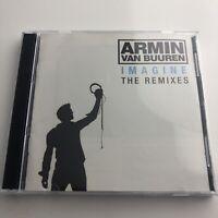 Armin Van Buuren - Imagine: The Remixes - International Two Audio CD  Good Shap