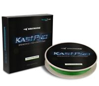 KastKing Kast pro Braided Line 300m Spool for Sea Fishing Coarse 30 - 40lbs