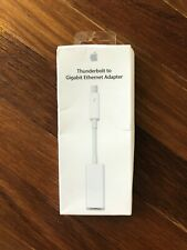 Apple Thunderbolt to Gigabit Ethernet Adapter A1433 MD463LL/A
