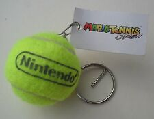 "Nintendo Super Mario Tennis Open 2012 PROMO 1.5"" palla da tennis portachiavi portachiavi"