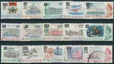 Elizabeth II (1952-Now) Used Bahamian Stamps (Pre-1973)
