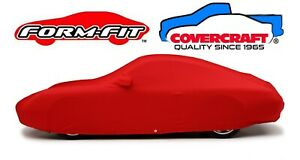 Covercraft FORM FIT Indoor RED Car Cover fits 2004 to 2009 Nissan 350Z Roadster