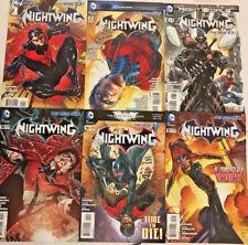 NIGHTWING#1-12 VF/NM LOT (6 BOOKS) 2011 DC COMICS THE NEW 52!