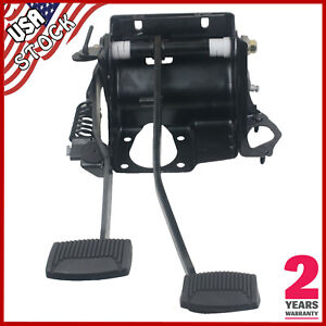 Brake Pedal Assembly Brake Clutch Pedal for Ford F150 92-96 F250 F350 92-97