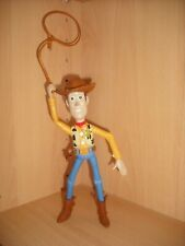 Disney Pixar Toy Story Sheriff Woody Figure With Rope Mattel