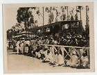 Ethiopia - Addis Ababa 1927 - Hippodrome - The Public Black Assist IN at Races