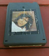 8-Track BARBARA STREISAND Memories A Star Is Born New York State Of Mind Htf