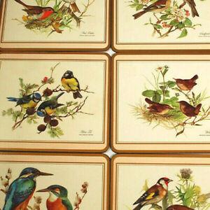 Vintage Pimpernel Place Mats 6 Pimpernel Bird Design Mats Boxed